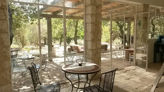 Galilee, Israël: HaAgala - Cafe Izraeli
