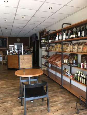 Ricany, República Checa: Le Grand Burger Cafe