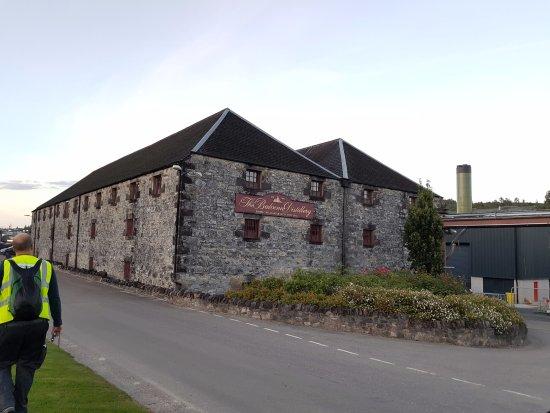 Dufftown, UK: Balvenie Distillery
