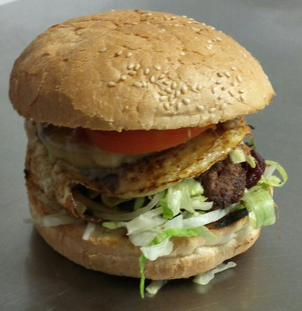 Eagle Heights, Australien: Mountain Burger Cafe