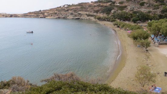 Sifnos, Grecia: Παραλία Αποκοφτό