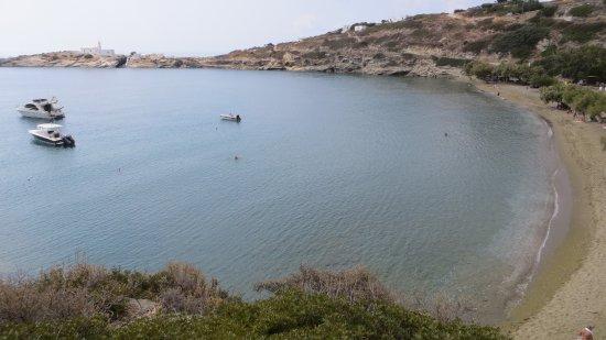 Sifnos, Grecia: Αποκοφτό και Χρυσοπηγή