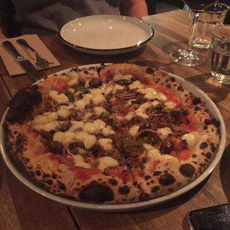 Heidelberg, Australia: Spicy Italian Sausage