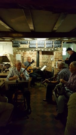 Eastbridge, UK: Folk Night