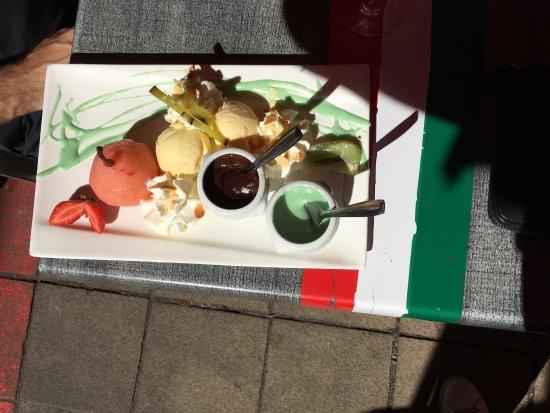 St-Chamond, Frankrig: La Coccinella