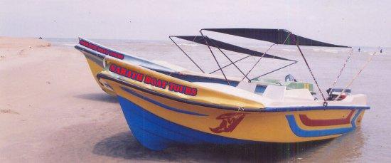 Sarath Boat Tours