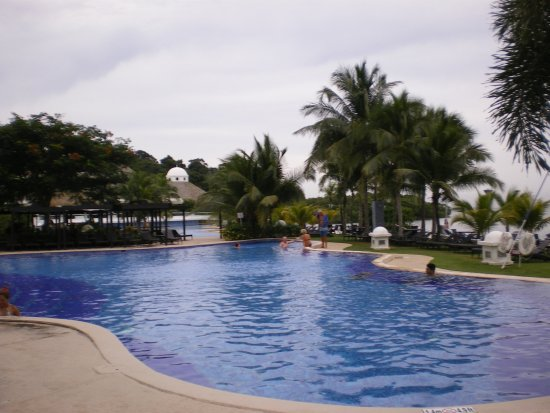 The Westin Playa Bonita Panama: this is one of five separate pools.