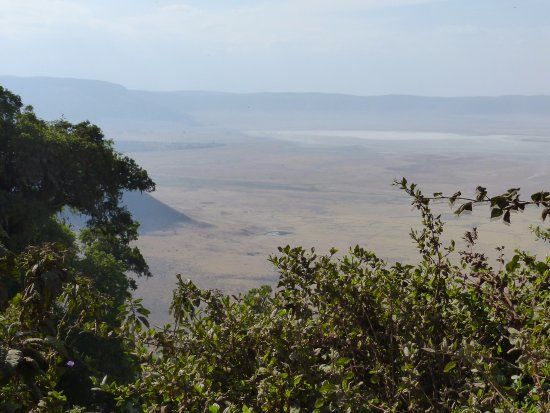 Ngurdoto Crater: Autre vue du Ngorogoro Crater