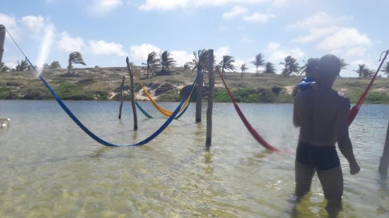 Maxaranguape, RN: Lagoa Peracabu