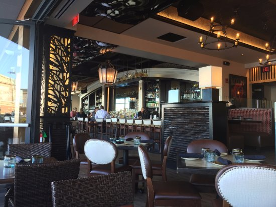 Temazcal Cantina: the bar