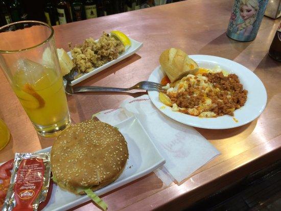 Restaurante indalo en alcal de henares con cocina tapas - Cocinas en alcala de henares ...