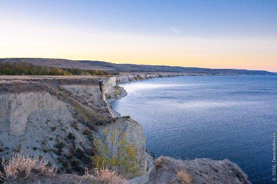 Cliff of Stepan Razin照片