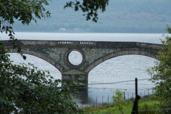 The Inveraray Bridge