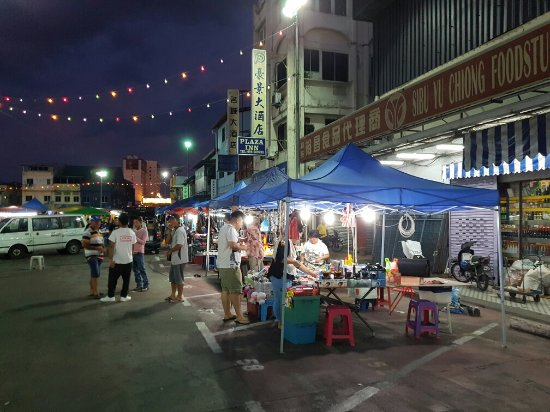 Sibu Night Market