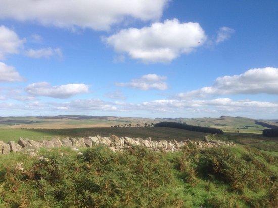 Northumberland, UK: Hadrian's Wall
