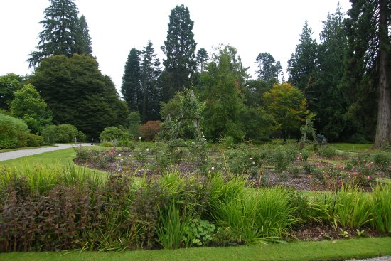 Inveraray, UK: The Gardens