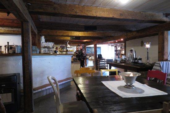 Mysig inredning - Picture of Pa Klostret, Kallby - TripAdvisor