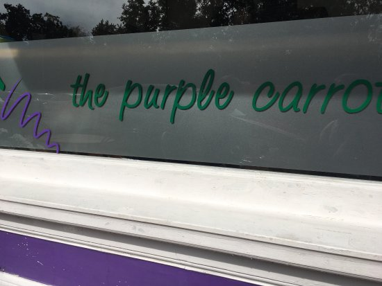 Hassocks, UK: The Purple Carrot