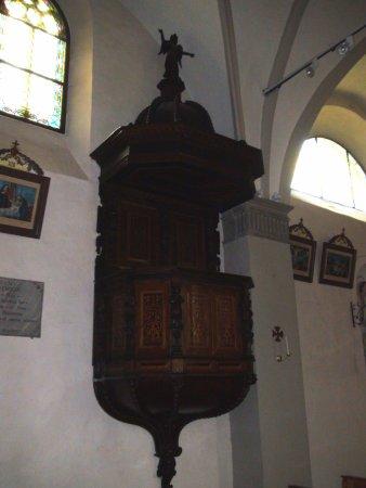 Ossana, Italia: Chiesa di San Virgilio...