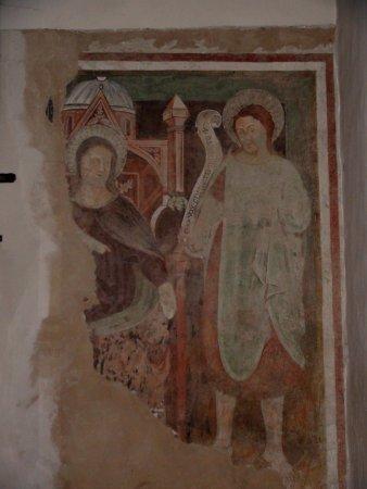 Ossana, Włochy: Chiesa di San Virgilio...