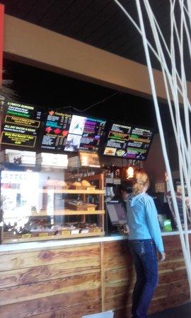 Merritt, Canadá: menu