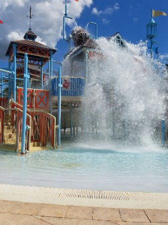 Reunion Resort of Orlando : Waterpark