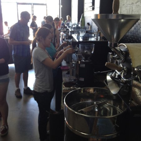 Southport, Australia: Barista Training @ The Coffee Academy