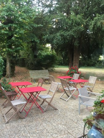 Saint-Jean-le-Blanc, Francja: jardin