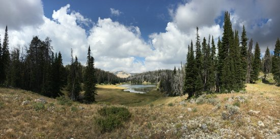 Pinedale, WY: paysage grandiose