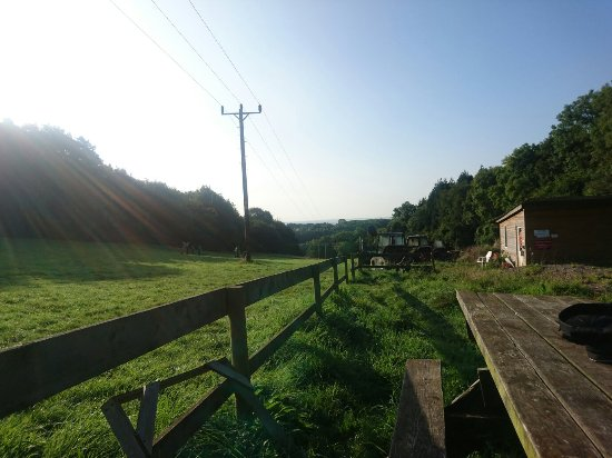 Portskewett, UK: Wye Valley Archery