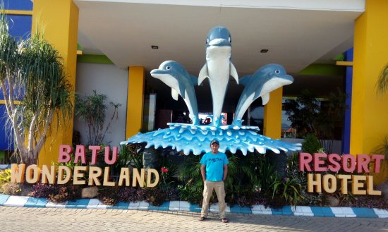 Batu Wonderland Hotel & Resort: Hotel Batu Wonderland