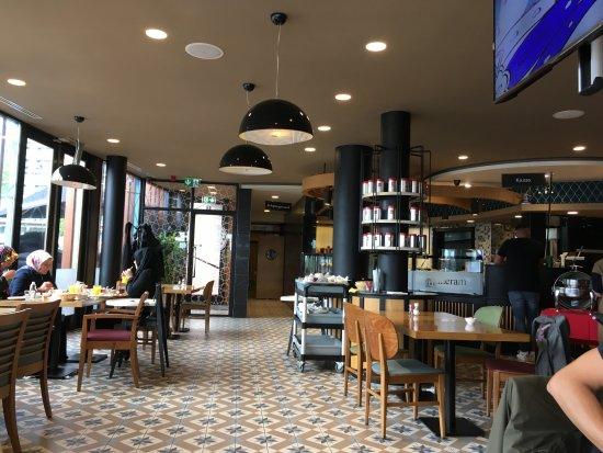 Meram picture of meram amsterdam tripadvisor for Meram restaurant amsterdam