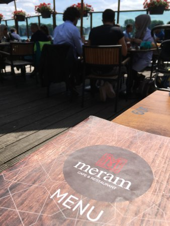 Menu picture of meram amsterdam tripadvisor for Meram amsterdam menu