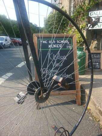 Muker, UK: An Oasis On a Long Hot Bike Ride