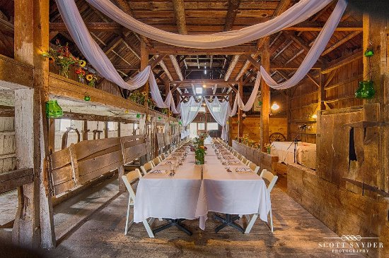 Colby Hill Inn: The inn is a great place for celebrations