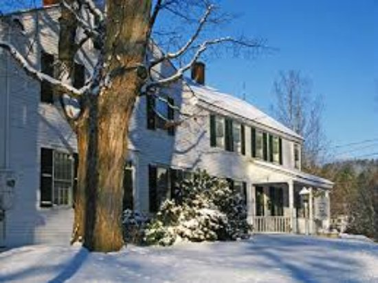 Henniker, Nueva Hampshire: A great winter retreat from skiing at Pat's Peak
