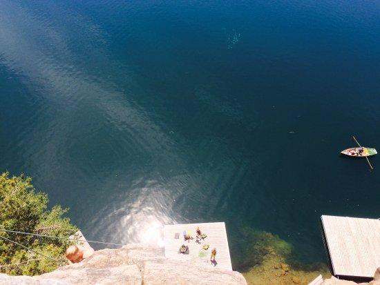 Millstatt, Austria: Unverdautes Südufer, tolle Aussichten