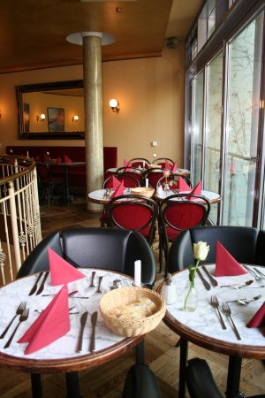 le lustre Picture of Wiener Restaurant and Cafe Potsdam TripAdvisor