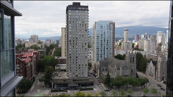 WorldMark The Canadian: City View from 3 sides