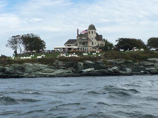 Sailing Excursions Adirondack II: Inn at Castle Hill