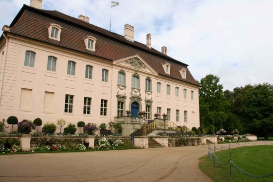 Cottbus, Allemagne : Château de Branitz