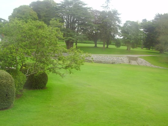 Drogheda, Irlandia: View From room
