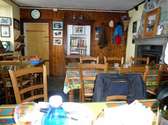 San Paolo Cervo, Ιταλία: Sala bar-ristorante