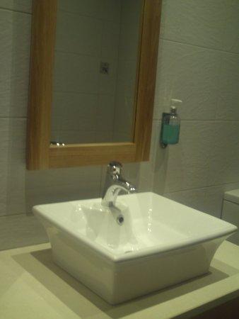 Drogheda, Ireland: Bathroom