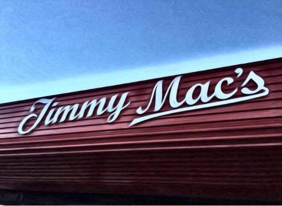 Canvey Island, UK: Jimmy Macs