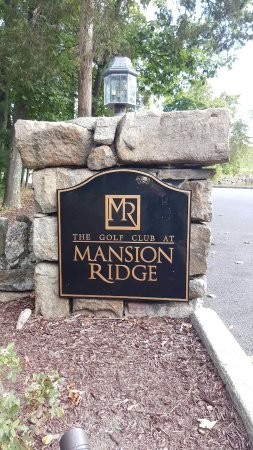 Monroe, Nova York: The Golf Club at Mansion Ridge