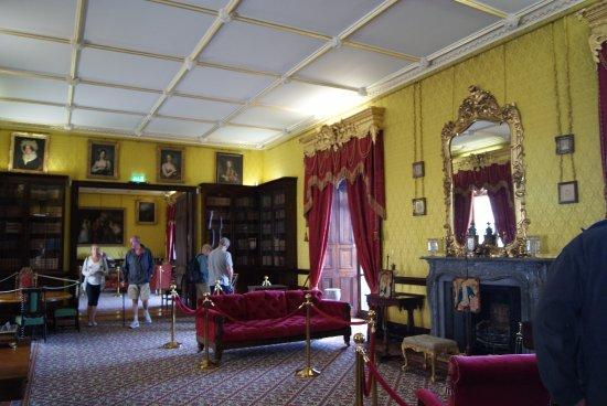 كيلكيني, أيرلندا: Uma das salas em exposição