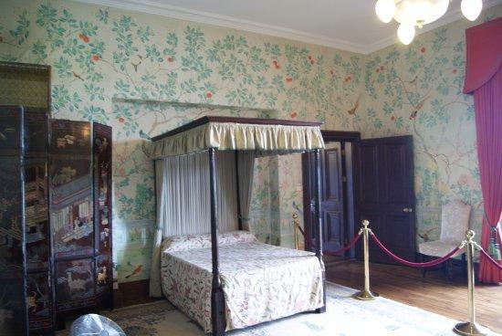 كيلكيني, أيرلندا: Um dos quartos em exposição