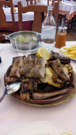 Granda, España: Parrilla