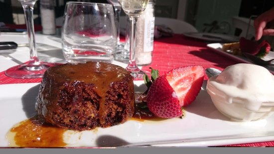 house of j c le roux toffee pudding